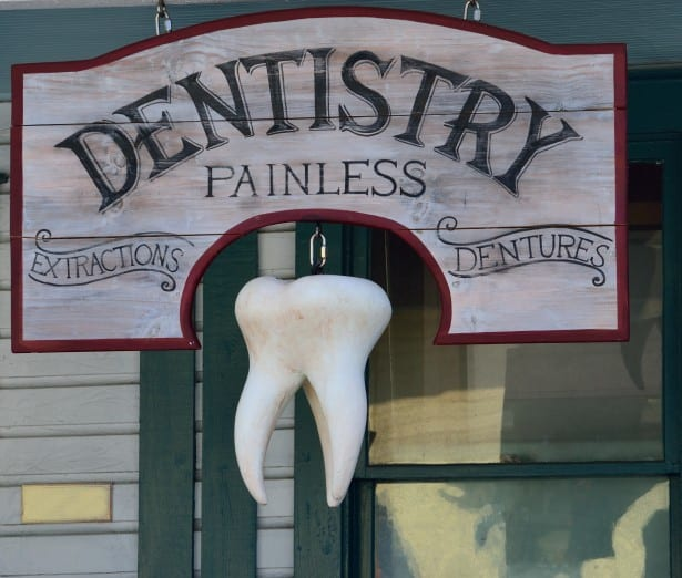 Dental Office Signs By Experience Signs Madison