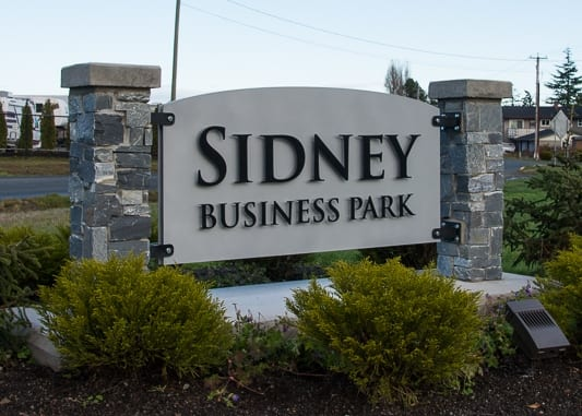 Business Park Signs By Experience Signs Madison